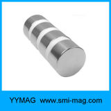 Магниты диска неодимия профессионала D6X3 N52 Китая для индустрии