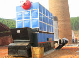 Fuel Coal, Biomass Packaged Industrial 0.5 ~ 10 T / H Steam Boiler
