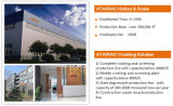 Schéma d'installation des installations de concasseur de pierres (300t/h)