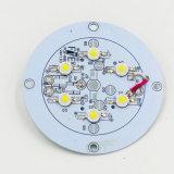 luz de rua solar Integrated do diodo emissor de luz 15W com detetor de movimento