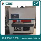 Máquina de lixar automática de rebarbação e suavização da placa de madeira