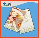 Etiquetas de papel baratas y lindas de la caída