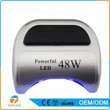 Preço de fábrica mais vendido 48W Secador de unha de prego LED Lamp Nail Secador de verniz UV