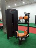 Máquina derecha de Extention de la pierna de la fuerza del equipo comercial de la aptitud