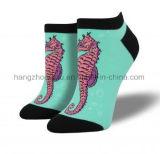 Носок лодыжки OEM оптовый Seahourse