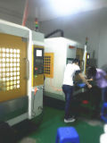 Económica CNC de perforación vertical y la máquina de fresado (HS-T5)