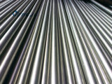 Tubo de acero inoxidable sin soldadura pulido eléctrico con 0.2um valor de rugosidad