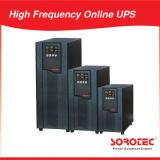 6kVA/5.4kw, Online-UPS mit großer LCD-Bildschirmanzeige und intelligente Batterie-Monitoren