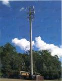 Tour de télécommunications de bâti en acier de Customed