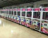 La máquina de juego premiada de la máquina de juego de la diversión de la grúa del juguete de Toy Story