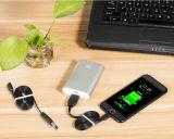 Bewegliches Mini-USB-Kabel mit aufladenfunktion für IOS und androiden GPS-Verfolger