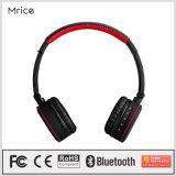 Auriculares sem fio de venda quentes de Bluetooth dos multimédios estereofónicos de alta fidelidade do auscultadores