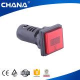 Индикатор индикации напряжения тока AC50V-380V Ce Approved миниый цифровой