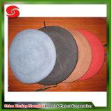 2016熱い販売の平野の安い高品質の流行のベレー帽の帽子