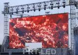 Al aire libre de alquiler a todo color digital LED signo con 500X1000mm Junta