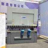 We67k 전동 유압 동시 통제되는 CNC 구부리는 기계