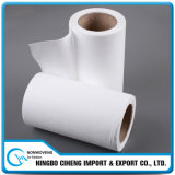 Media de filtro sintéticos Washable mecânicos do condicionador de ar não tecido Pocket do rolo 25GSM F10 do filtro