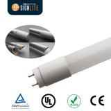 Luz del tubo del precio al por mayor 100lm/W los 2ft T8 LED de la fábrica