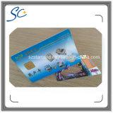 / 5542 de contacto de la tarjeta inteligente IC SLE5528 en blanco inyección de tinta de PVC