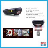 소형 PDA Barcode 스캐너 인조 인간, 전시 (zkc3501)를 가진 3G Bluetooth Barcode 스캐너