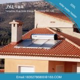 300L別荘の屋根の高く効率的で平らな太陽給湯装置の平らな版のソーラーコレクタ