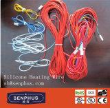 Flexibler Silikon-Heizungs-Draht oder Kabel