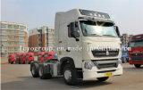Sinotruk HOWO T7h 6X4 540HP Traktor-LKW für Verkauf