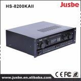 HS8200kaii KTV/Conferenceのための最も売れ行きの良いプロオーディオ・システムの電力増幅器