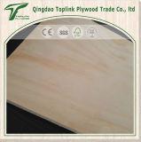 Contre-plaqué en bois de placage de peuplier pour des meubles