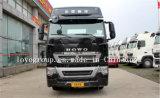 Le camion lourd de HOWO T7h, camion utilisé fatigue la tête de camion