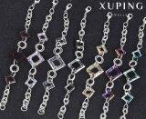 74679 Form-Charme-Armband mit Kristallen von den Swarovski Schmucksachen