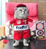 F1 corredores de perros y gatos ropa Costoumes