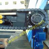 700W Ipg Laser-Ausschnitt-Gravierfräsmaschine mit dem Austausch der Ladeplatte (FLX3015-700W)