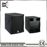 Haut-parleur/haut-parleur actifs d'étape de matériel de système de son