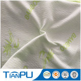 Tela de tiquetaque do colchão de bambu das Anti-Bactérias de St-Tp06 280GSM