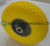 O plutônio livre liso de 10 polegadas espumou o pneumático 3.00-4/300-4 do caminhão de mão