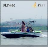 4 Passageiros Speed Boat com Bimini Top
