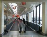 Undurchlässiges Balustrade-Panel-beweglicher Weg hergestellt in China