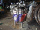 Vertical esterilizador de retorta para una variedad de envases resistentes a altas temperaturas