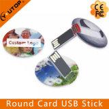 USB 플래시 디스크 (YT-3108)의 둘레에 주문 다채로운 인쇄