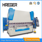 Machine de frein de presse du système commande numérique par ordinateur de Cybelec