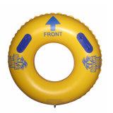 Tubo gonfiabile dell'acqua del PVC di colore giallo di 42 pollici di diametro per Waterpark