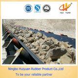 Correia transportadora de borracha resistente do petróleo NN150 no extração de carvão
