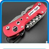 Ножи выживания ножа звероловства кредитной карточки безопасности бумажника складывая миниые карманные острые