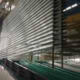 Профиль для алюминиевого занавеса большого размера для стеклянного фасада
