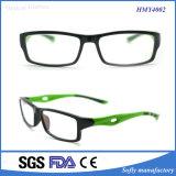 Diseño de alta calidad de las lentes TR90 Eyewear óptico Full Frame