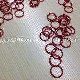 A borracha sela o anel-O verde/anéis-O de HNBR 90 para elétrico