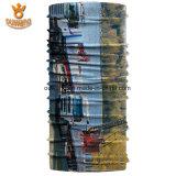 Fördernder preiswerter Zoll gedruckter Multifunktionsim freienBandana magisches RöhrenHeadwear