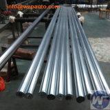 Cylindre hydraulique plaqué par chrome dur Rod de la barre Ck45 en acier