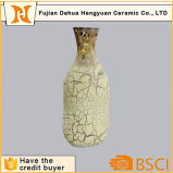 De ceramische Met de hand gemaakte Vaas van de Decoratie van het Huis